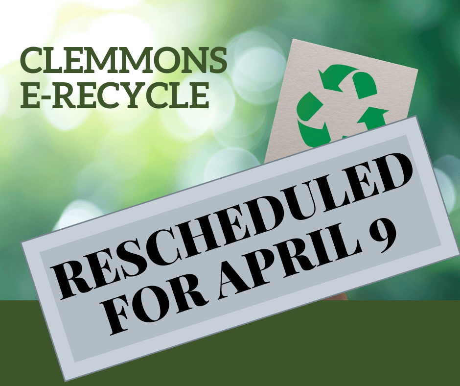 Clemmons E-recycle