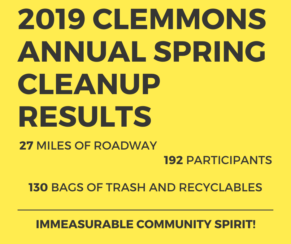 2019 cleanup results