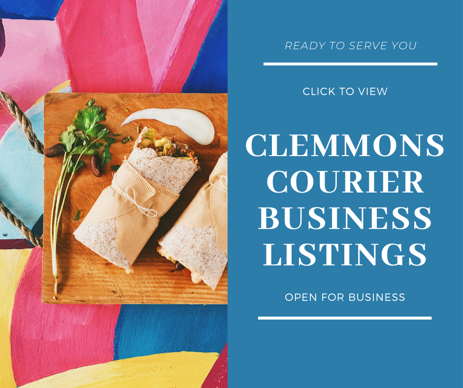 clemmons courier business listings Opens in new window